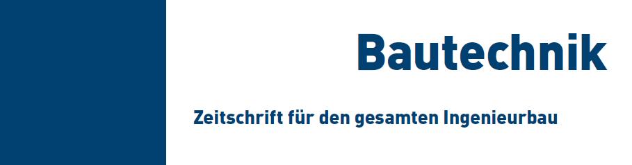 Bautechnik Logo